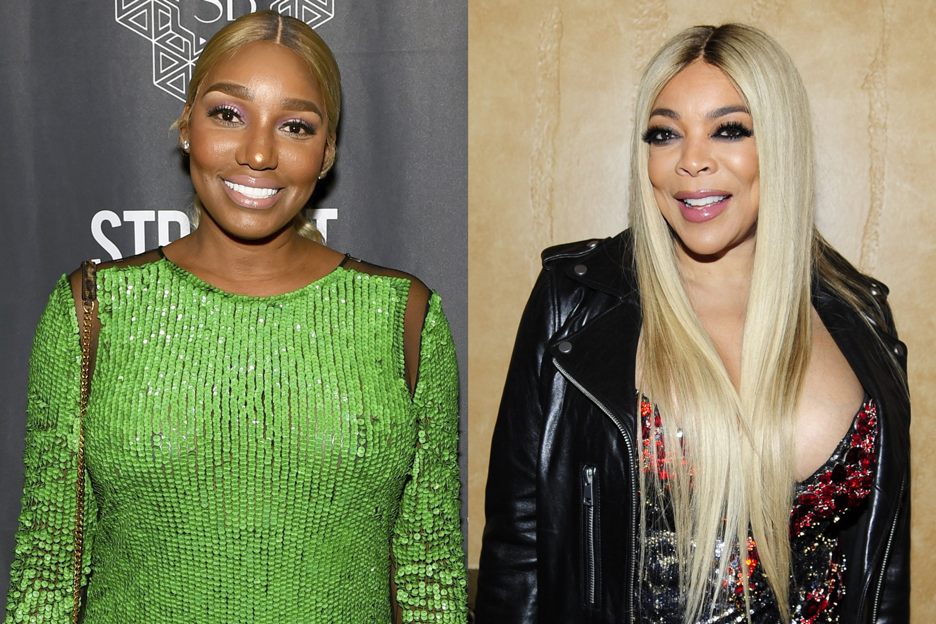 Nene Leakes Makes It Clear That She Is Not Friends With Wendy Williams And Explains Why She's Also Coming For Andy Cohen