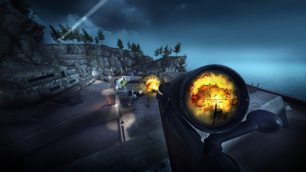Sniper Elite VR coming to Oculus Quest – New trailer revealed