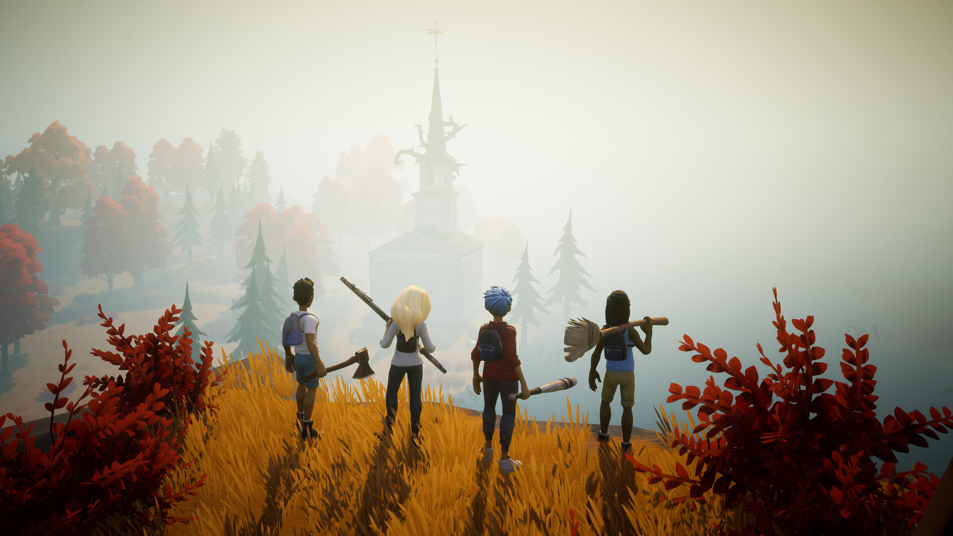 The Flame in the Flood devs target October PC release for Drake Hollow