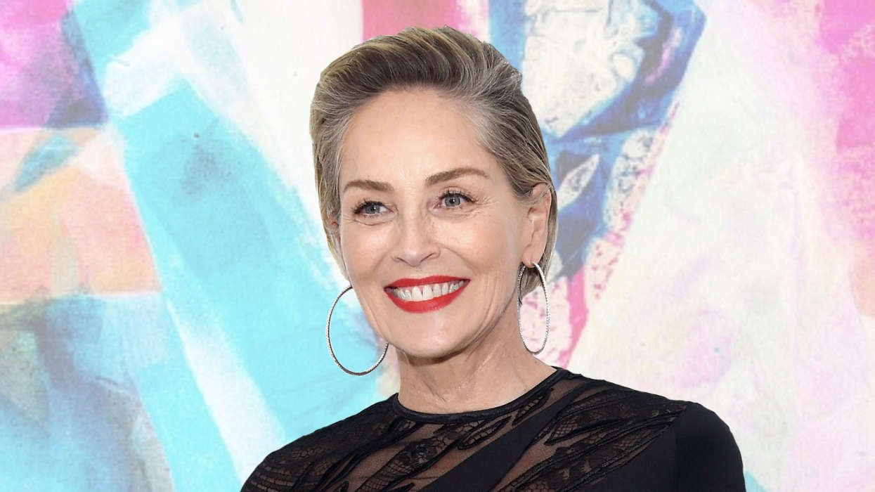 Sharon Stone Says 'Looks' Definitely 'Matter' When It Comes To The Entertainment Industry – Anyone Who Says Otherwise Is Lying