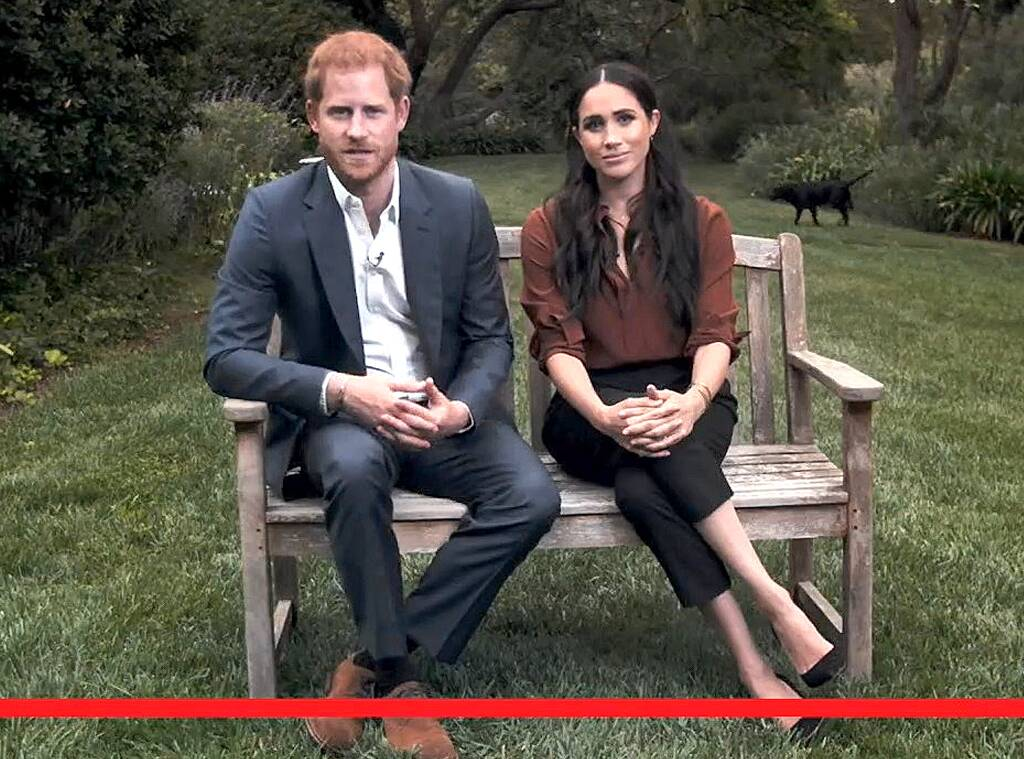 Meghan Markle And Prince Harry Discuss 'Online Negativity' And 'Misinformation' During New Joint Interview
