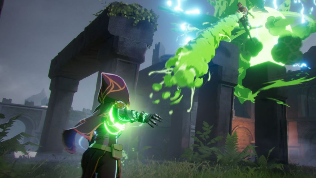 Spellbreak Guide – How to play the new master class, Toxicologist