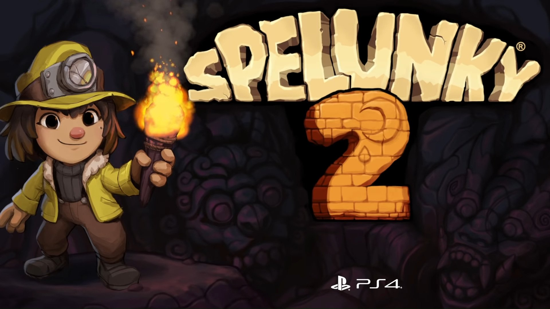 Spelunky 2, The Sequel To The Highly Acclaimed Roguelike Platforming Game, Is Out Today On PS4