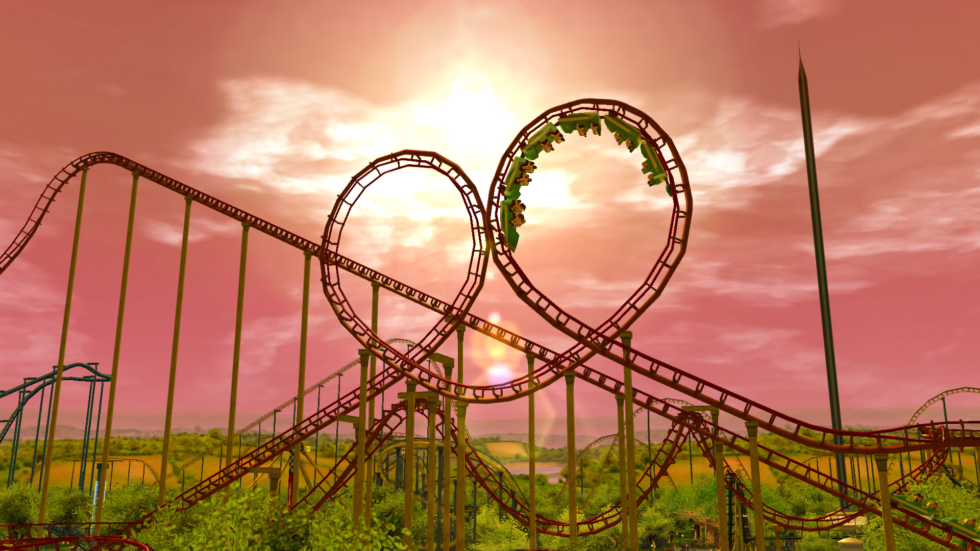 The Epic Games Store free game of the week is RollerCoaster Tycoon 3