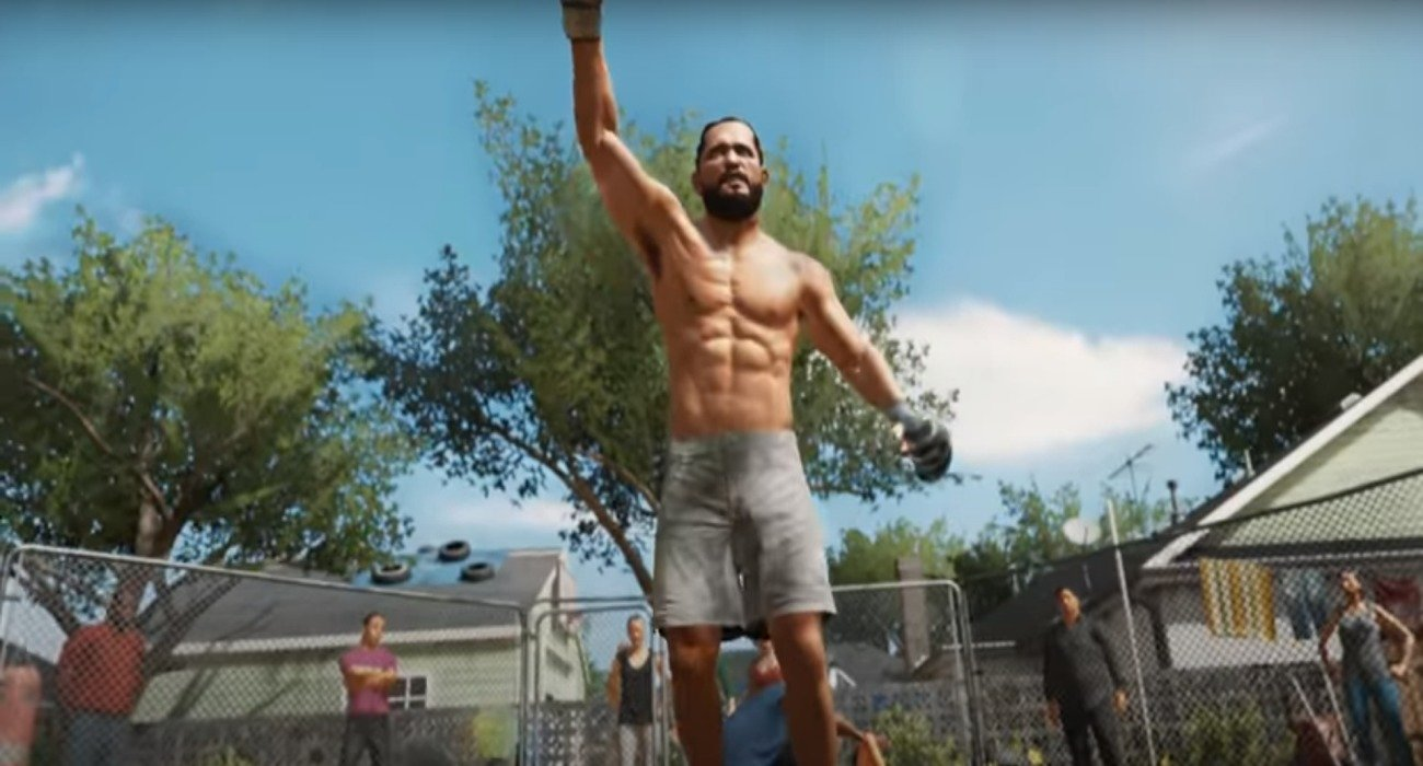Electronic Arts Adds In-Game Advertisements To UFC 4 A Month After Being Reviewed By Critics