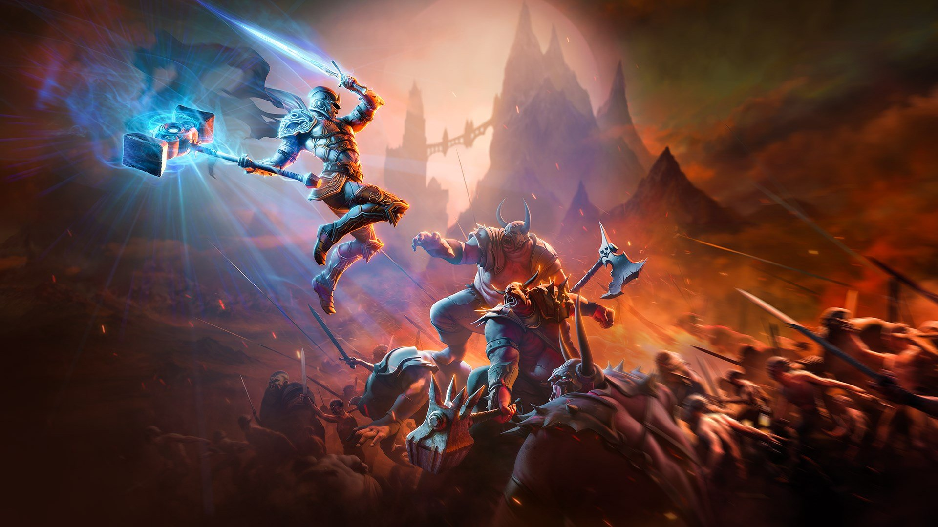 Kingdoms of Amalur: Re-Reckoning details path of sorcery in new trailer