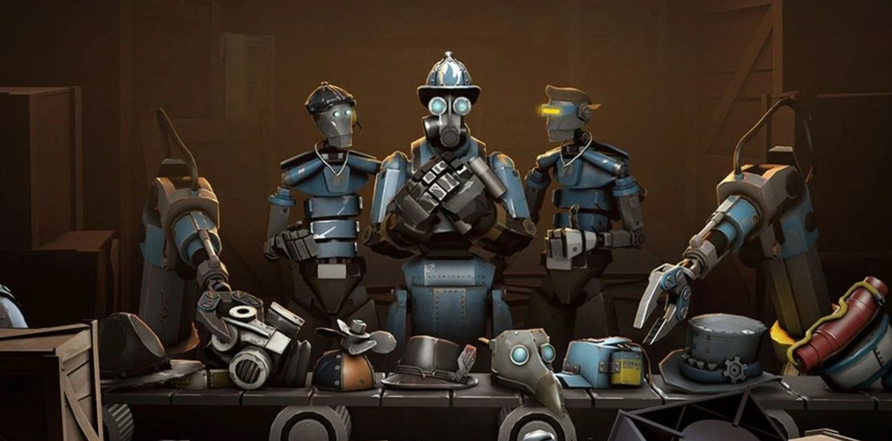 Team Fortress 2 now has Bot Extermination Services to target cheaters