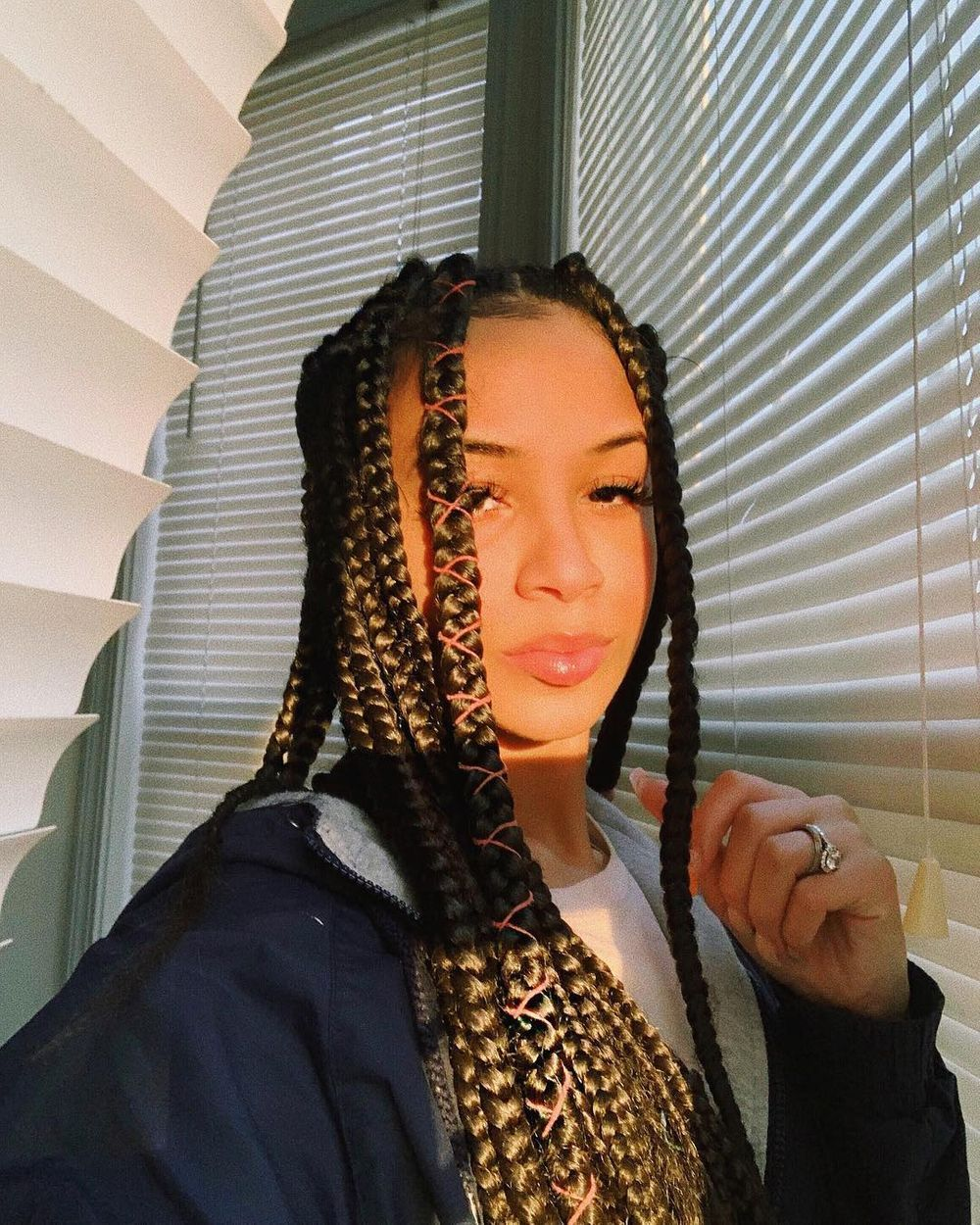 T.I.'s Daughter, Deyjah Harris Breaks The Internet With These Pics – She Rocks A Skin-Tight Pink Dress And Latex Boots: 'The Barbie You Can't Play With'