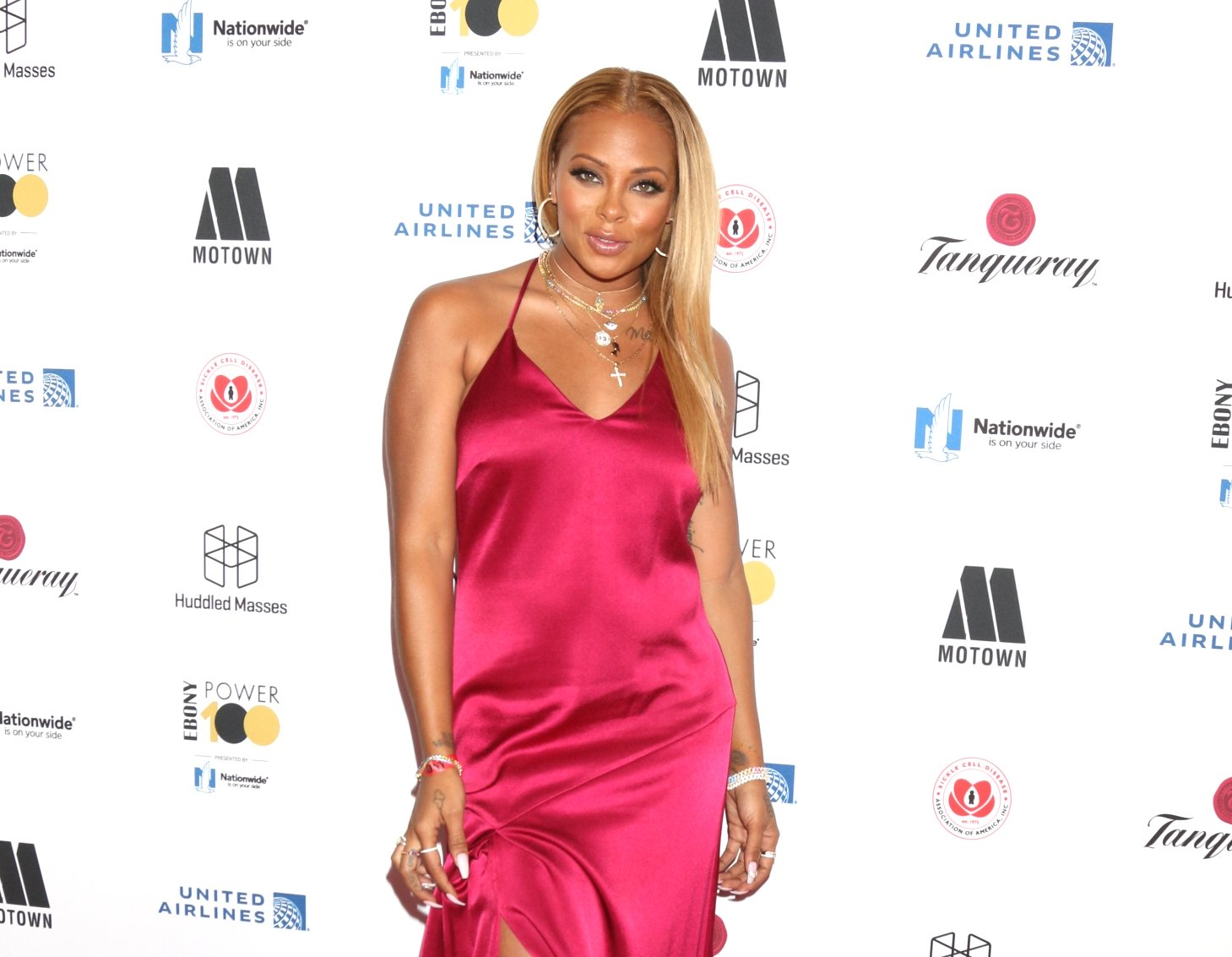 Eva Marcille Flaunts Her Perfect Figure And Reveals Her Biggest Competition