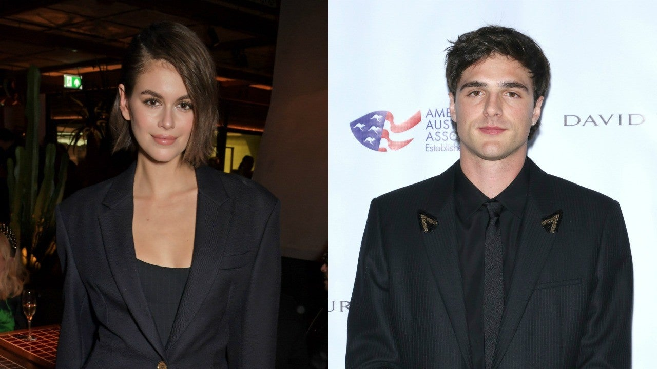 Kaia Gerber And Jacob Elordi Reportedly 'Super Happy' Together Amid Dating Rumors