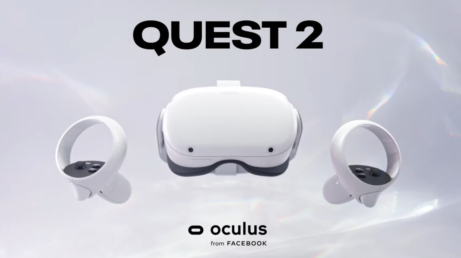 Oculus Quest 2 is official, pre-orders available now