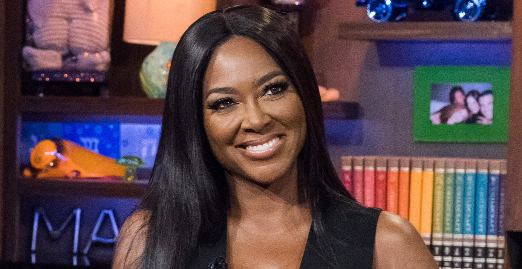 Kenya Moore Is Cracking Necks One Pic At A Time – See Her Latest Photo