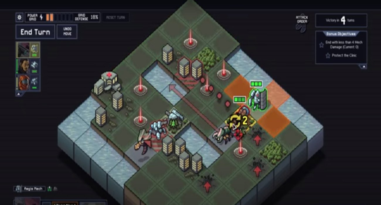 Into The Breach Is Still Available On The Epic Games Store For Free