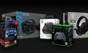 Microsoft Unveils New Designed Xbox Label Along With  Officially Licensed Accessories Compatible With Series X