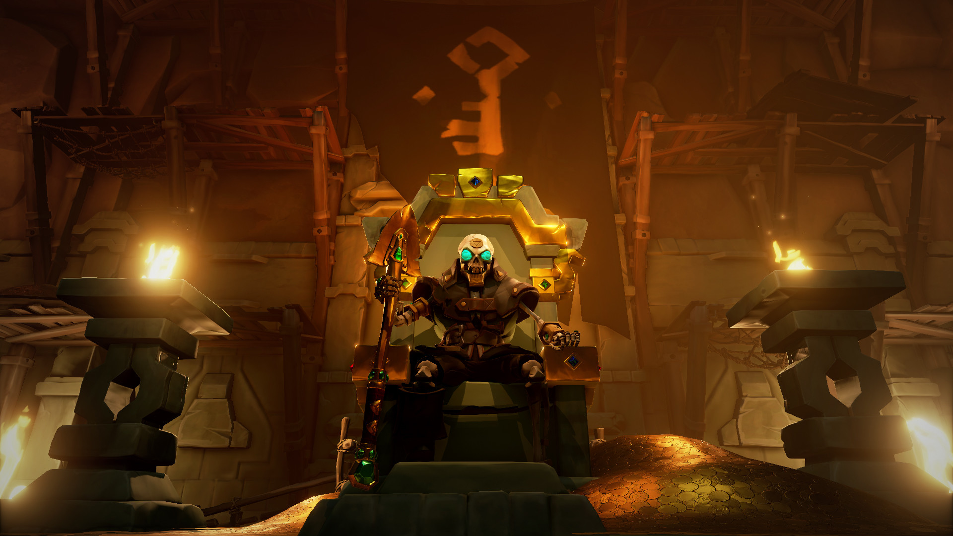 Sea of Thieves Vaults of the Ancients update is live now
