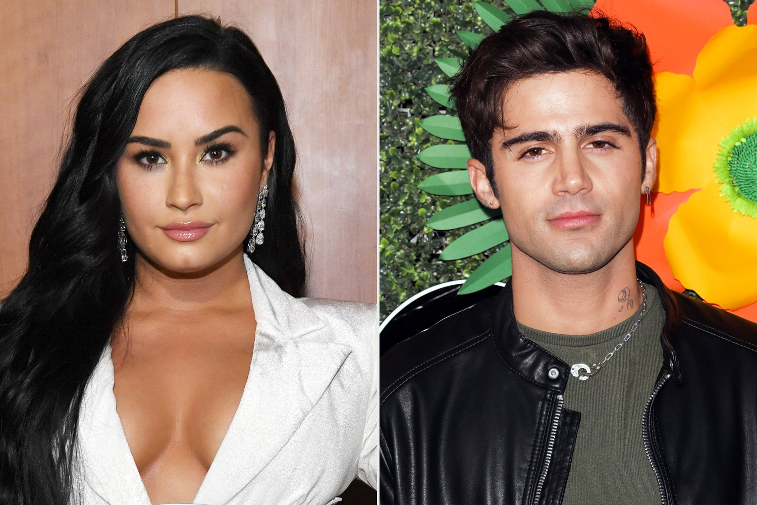 Demi Lovato Says She Fell For Her Fiance On The First Night They Met!
