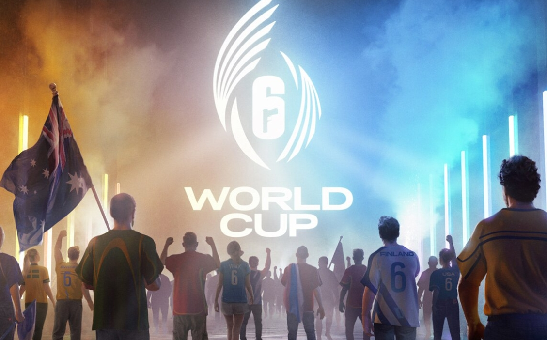Ubisoft's Rainbow Six World Cup action begins in 2021