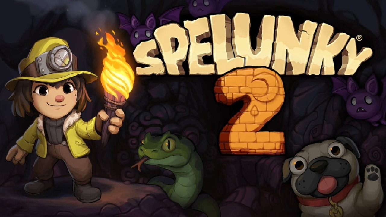 Spelunky 2 review – Mossmouth has done it again