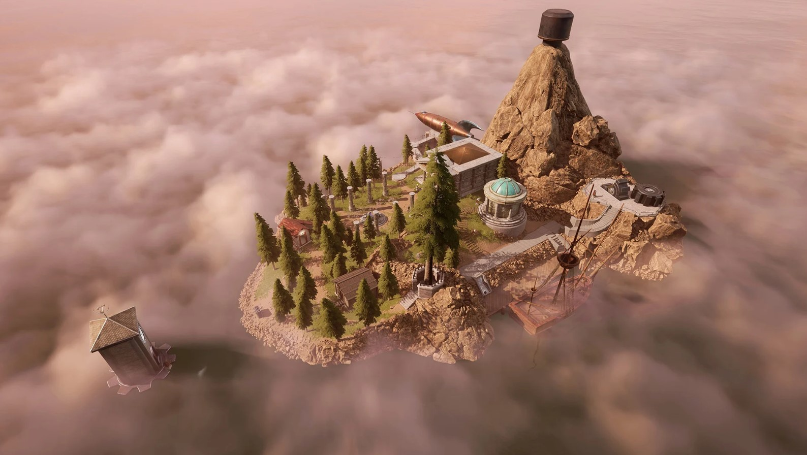 Cyan Inc.'s Myst will soon be reimagined in virtual reality