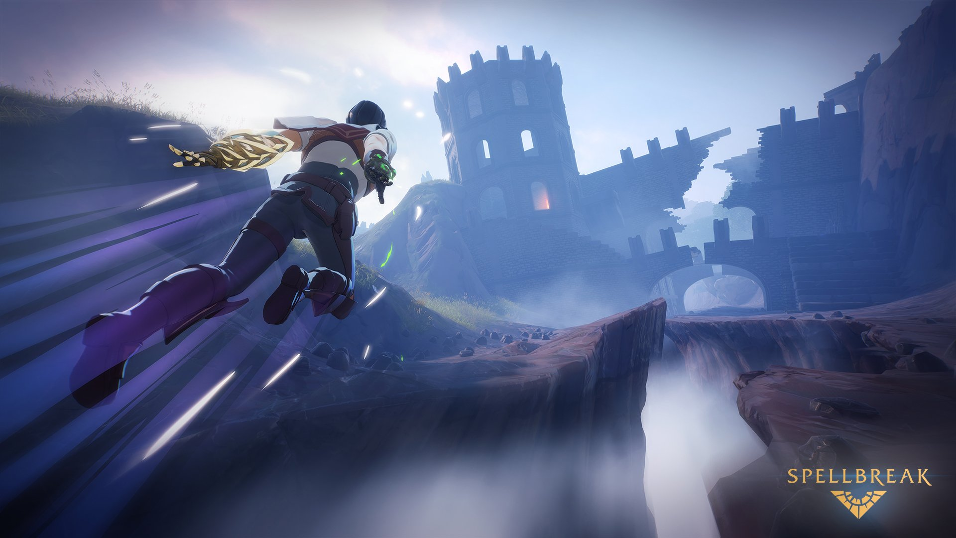 Spellbreak roadmap reveals Chapter system and plans for new Gauntlets