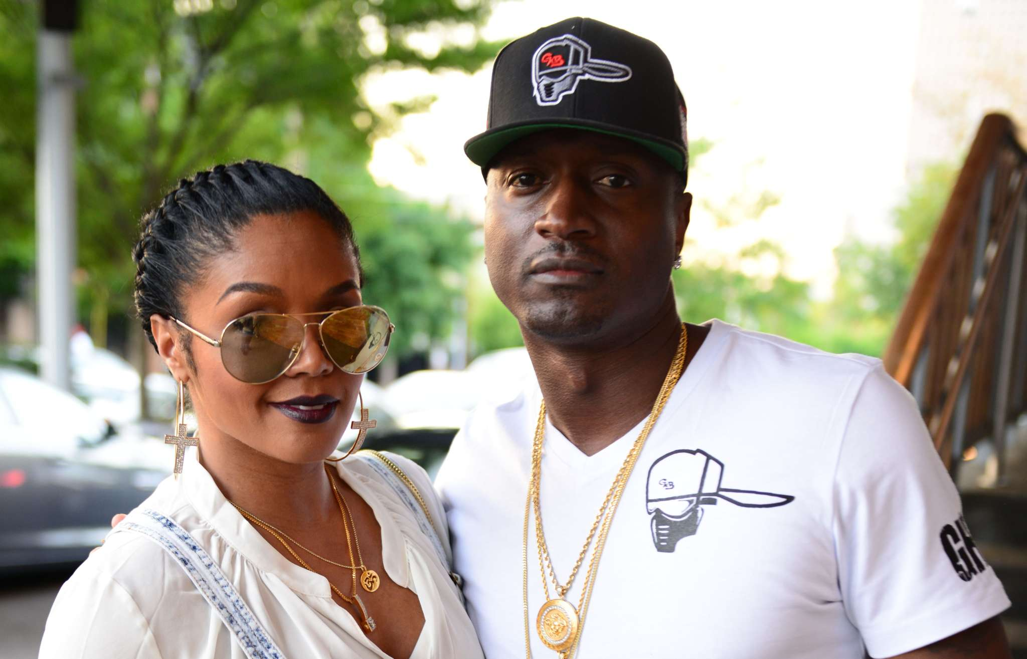 Rasheeda Frost's Husband, Kirk Frost Worries Fans With This Video – Check Him Out Riding A Harley Davidson!