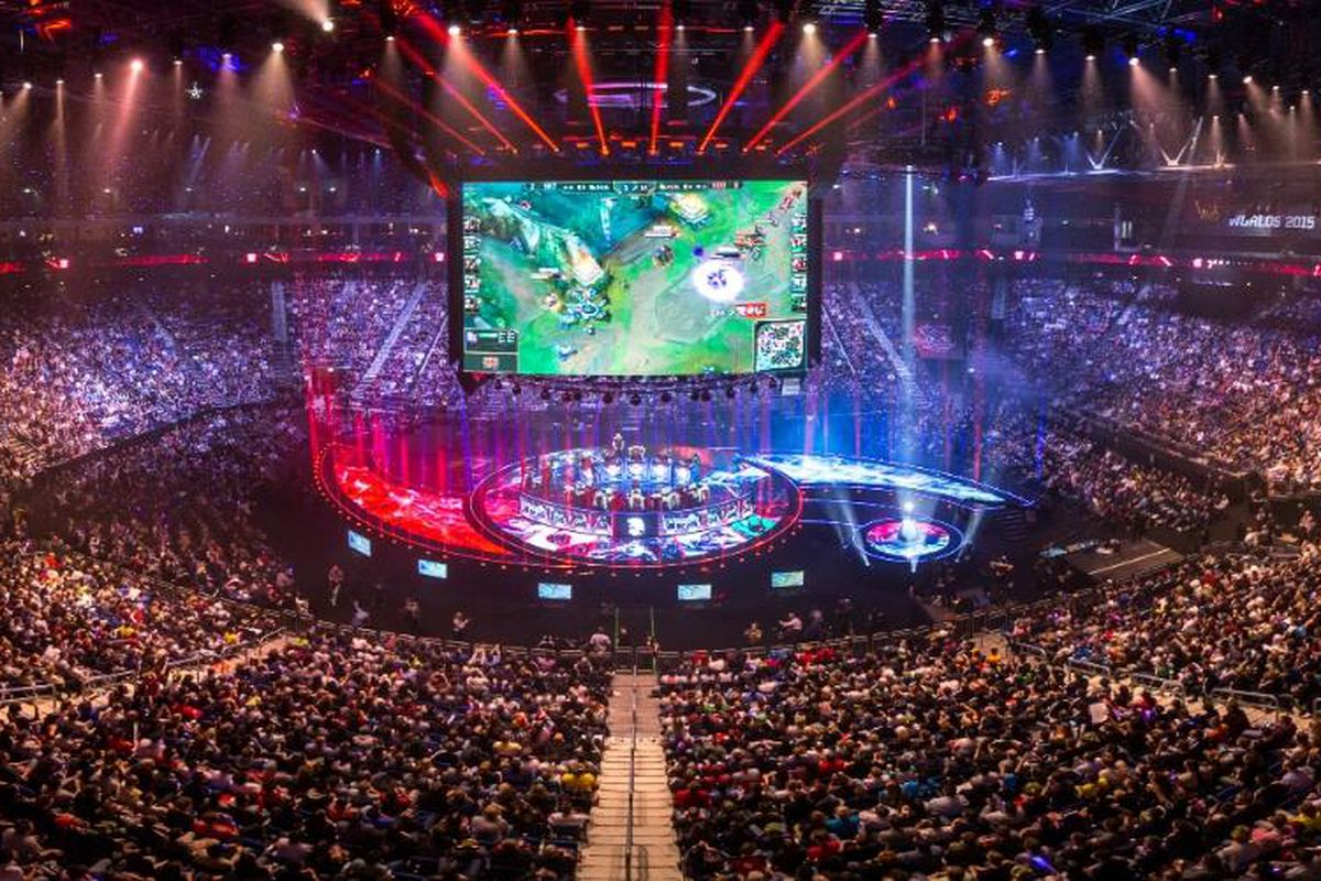 League Of Legends World Championship 2020 Play-In Stage Day Two: V3 Esports Vs Unicorns Of Love