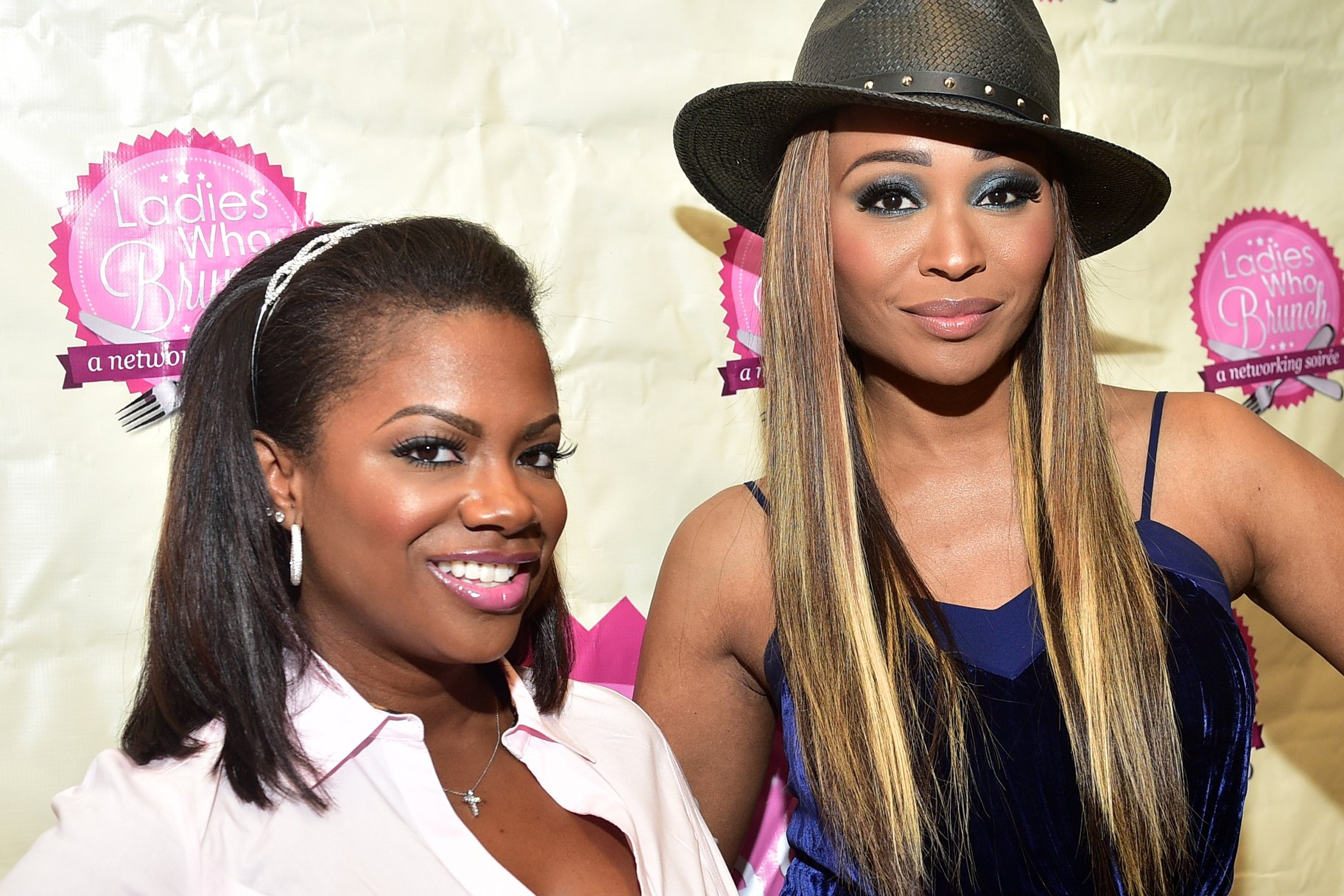 Cynthia Bailey Teams Up With Kandi Burruss To Uplift Single-Parent Families