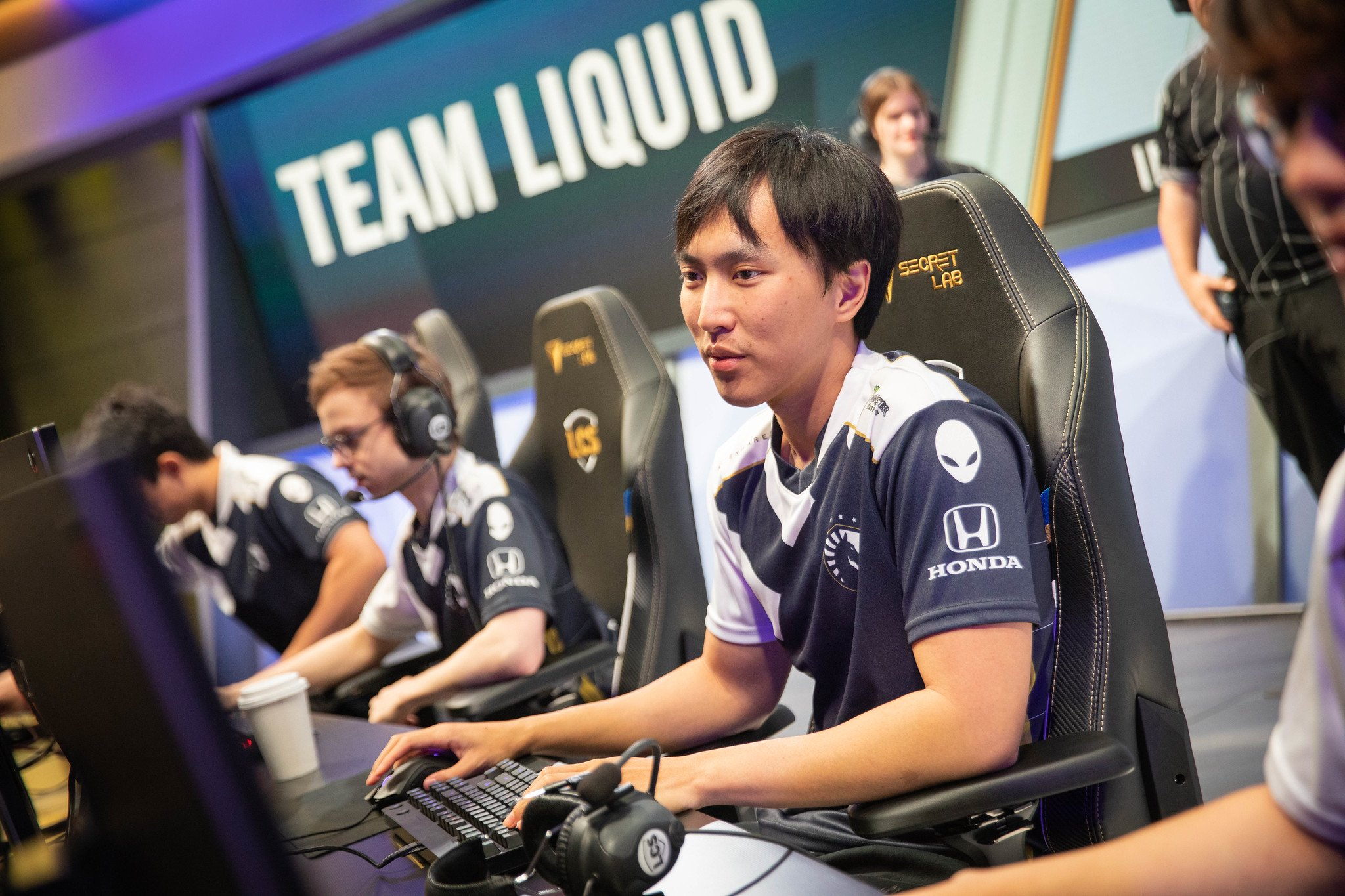 LCS – Team Solo Mid's Doublelift Gave His Insight Following Close Win Against Golden Guardians