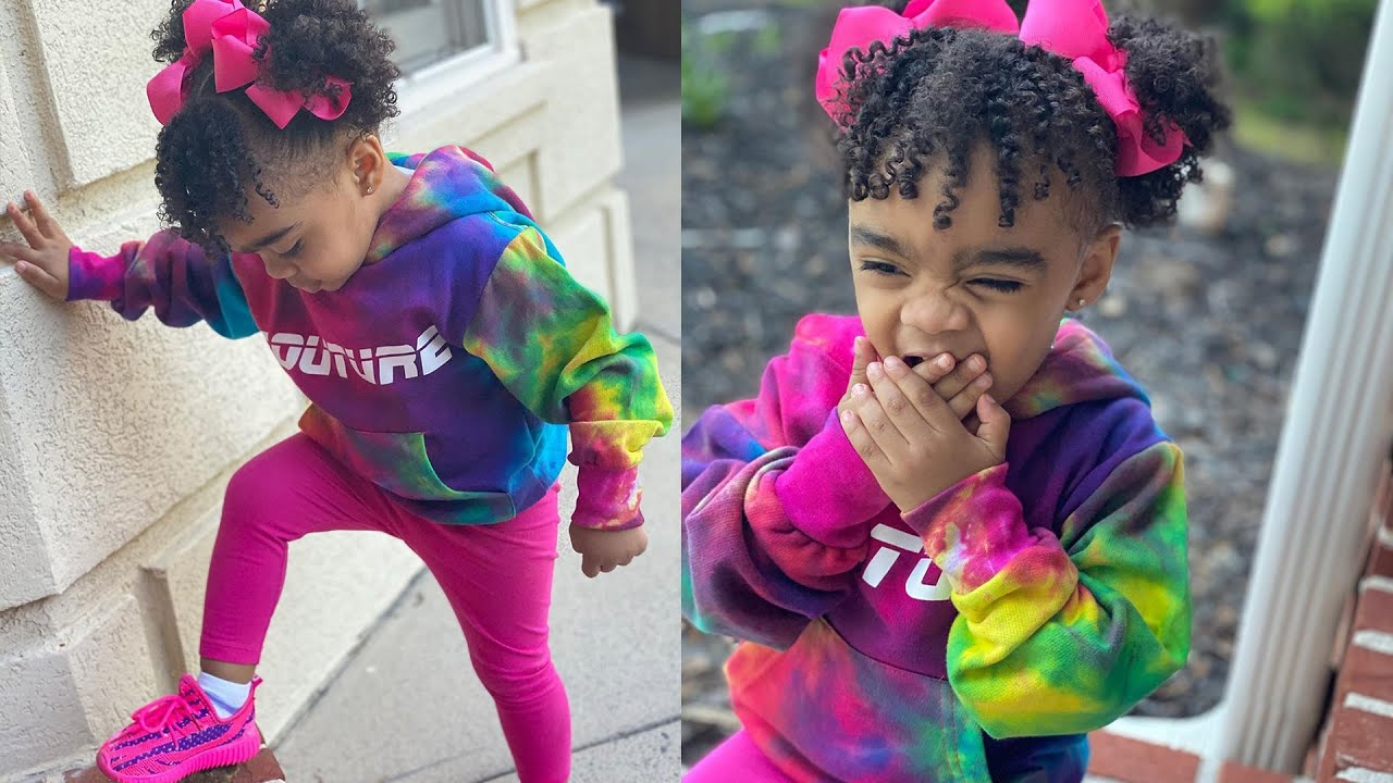 Toya Johnson Shows Fans Her And Reign Rushing's Happy Place – See Them Twinning At The Beach