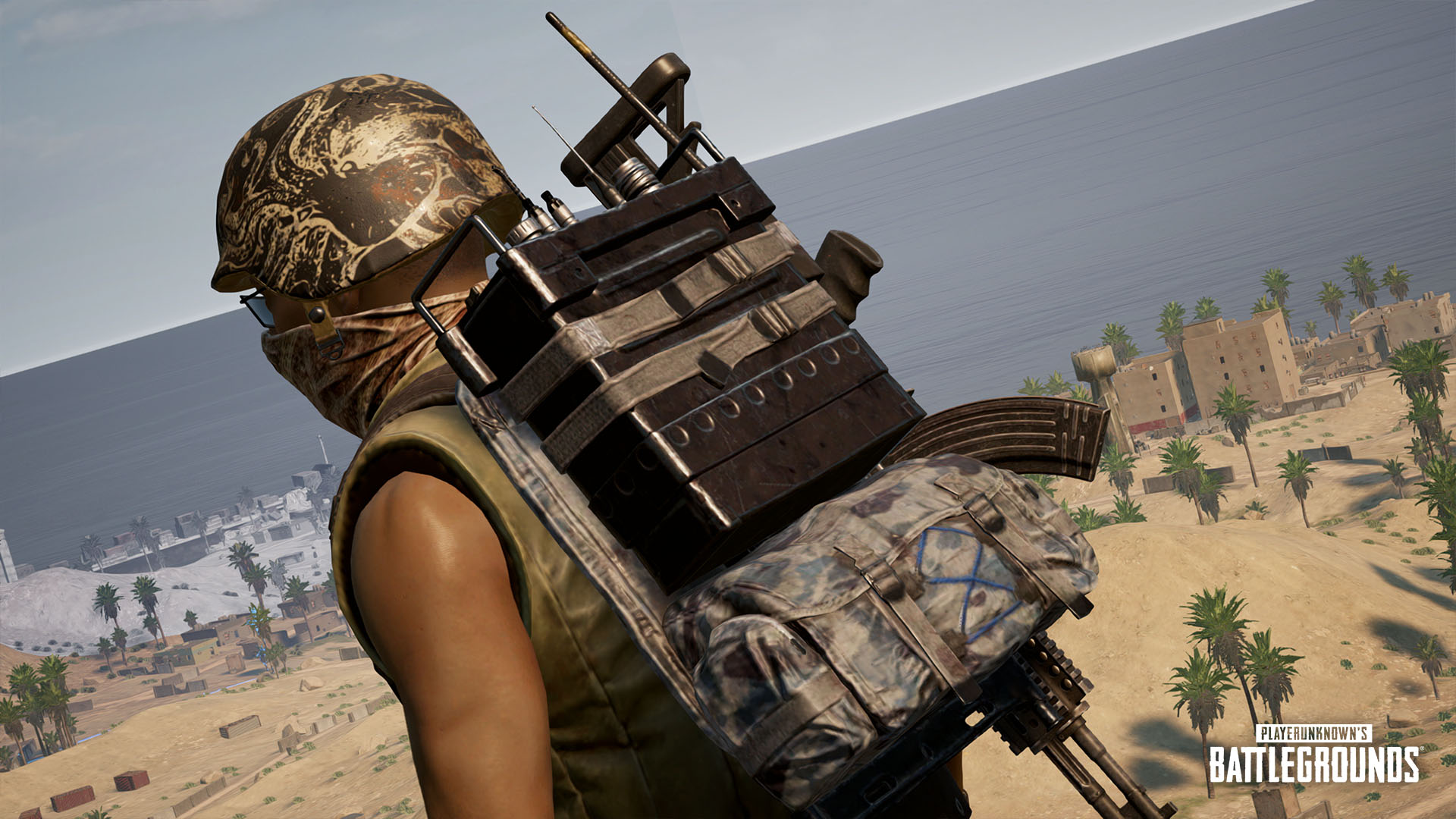 PUBG update 8.3 sees new ferries and Jammer Pack additions
