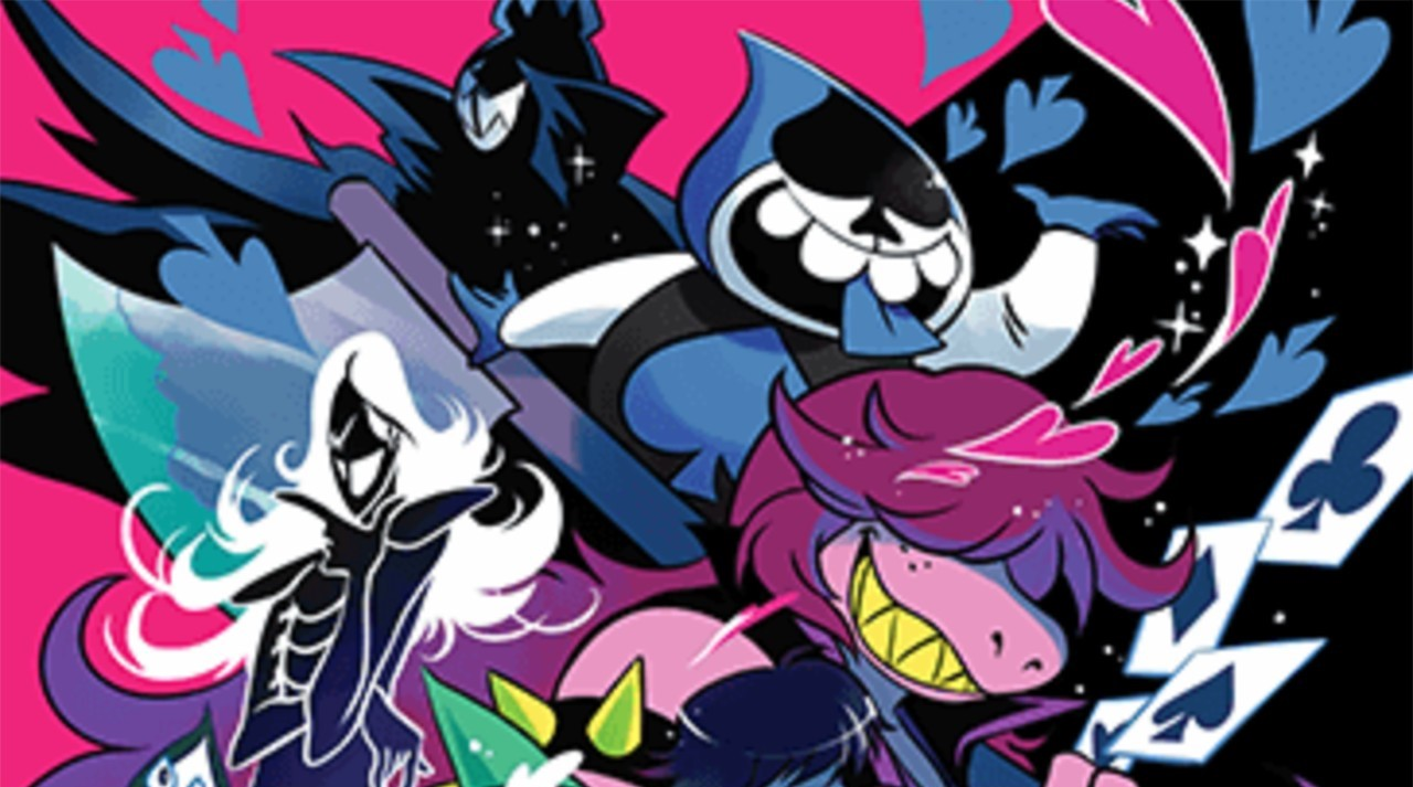 Toby Fox targeting end of 2020 for next Deltarune chapter