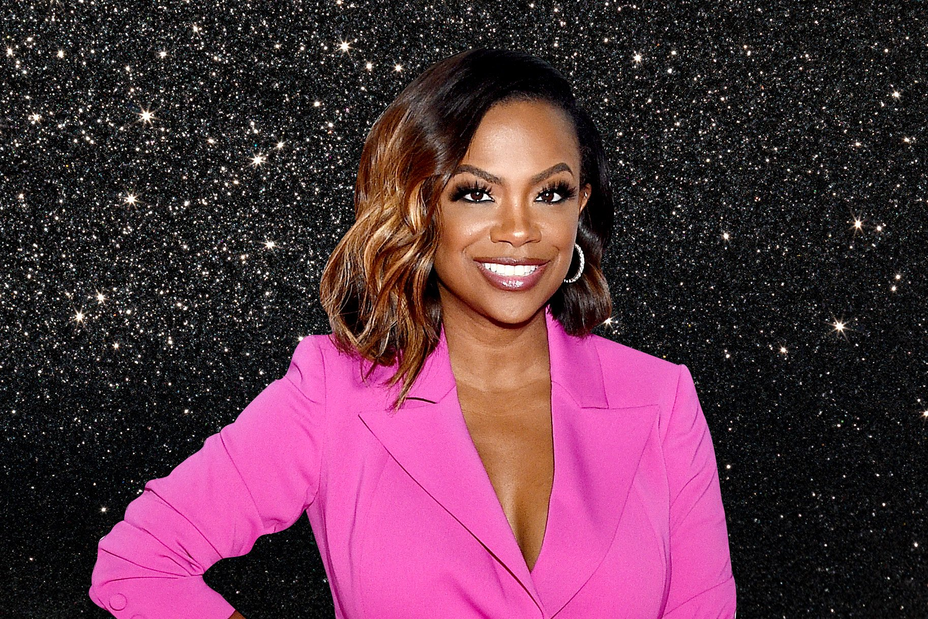 Kandi Burruss Says She's Gained 20 Pounds In Quarantine