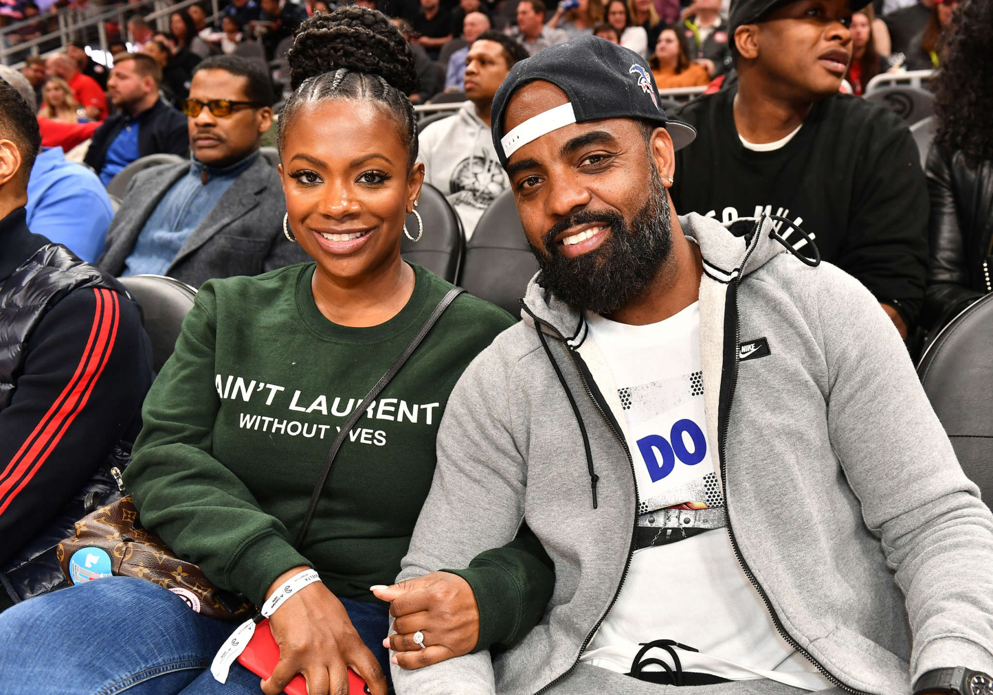 Kandi Burruss Celebrates Her Cousin's Birthday – Check Out The Gorgeous Photo In Which Kim Looks Like Mama Joyce