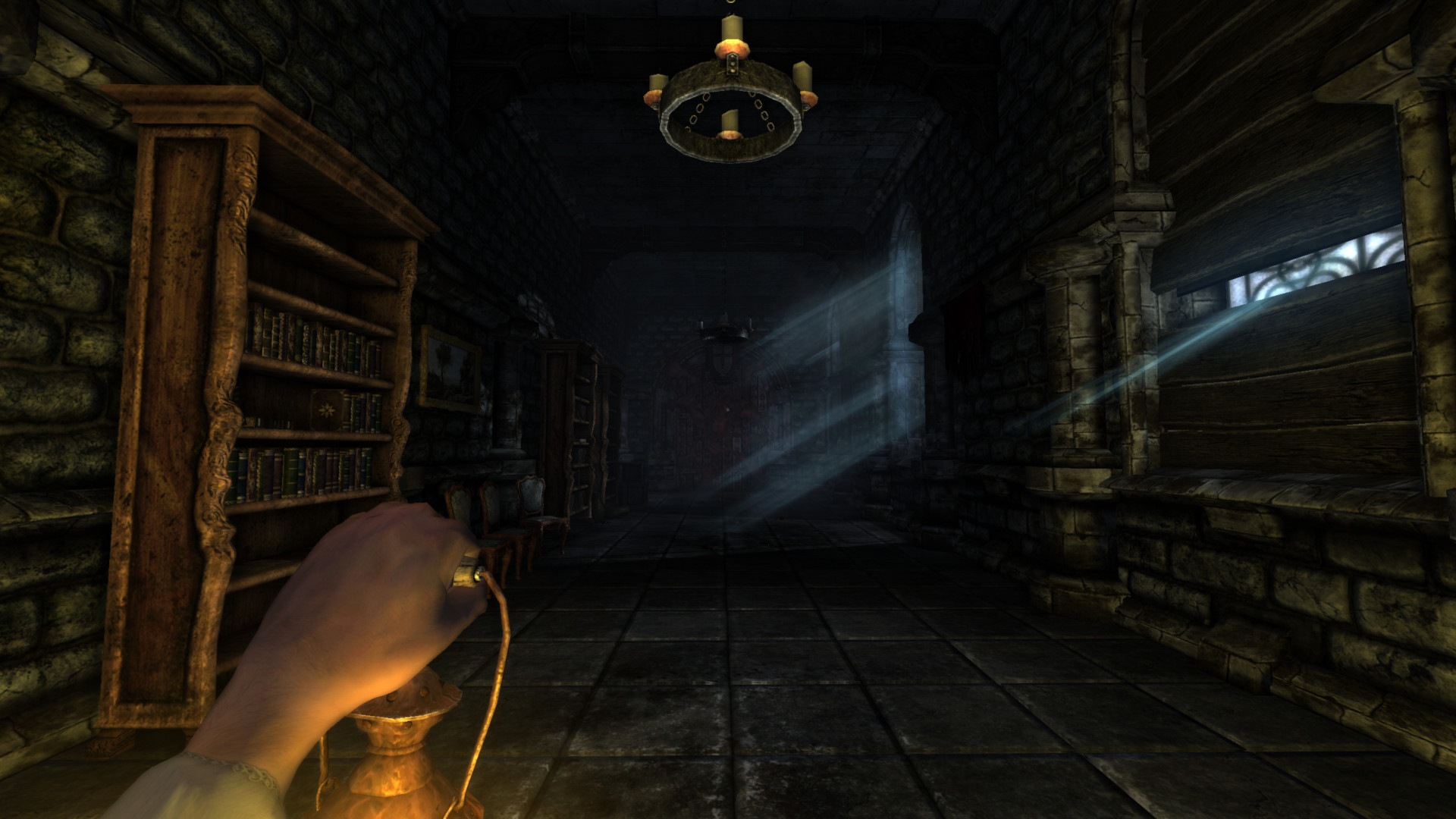 Amnesia becomes open source for the modding community