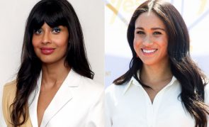 Jameela Jamil Addresses 'Ridiculous' Tabloid Reports That She And Meghan Markle Are In Quarantine Together – 'I've Met This Woman Once Ever!'