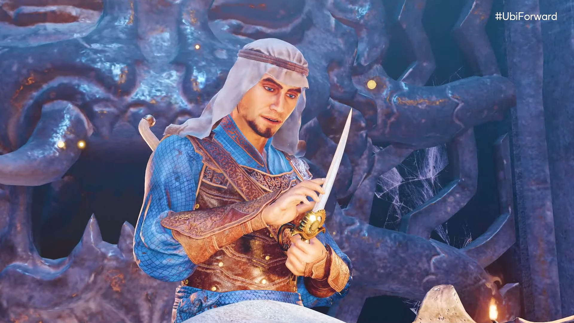 Prince of Persia: Sands of Time Remake is coming January 2021