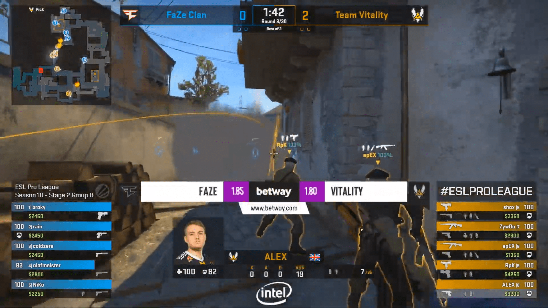 CS:GO – Jake 'Stewie2K' Yip OffersThe In-Game Chat Logs For Mythic Versus Liquid Match