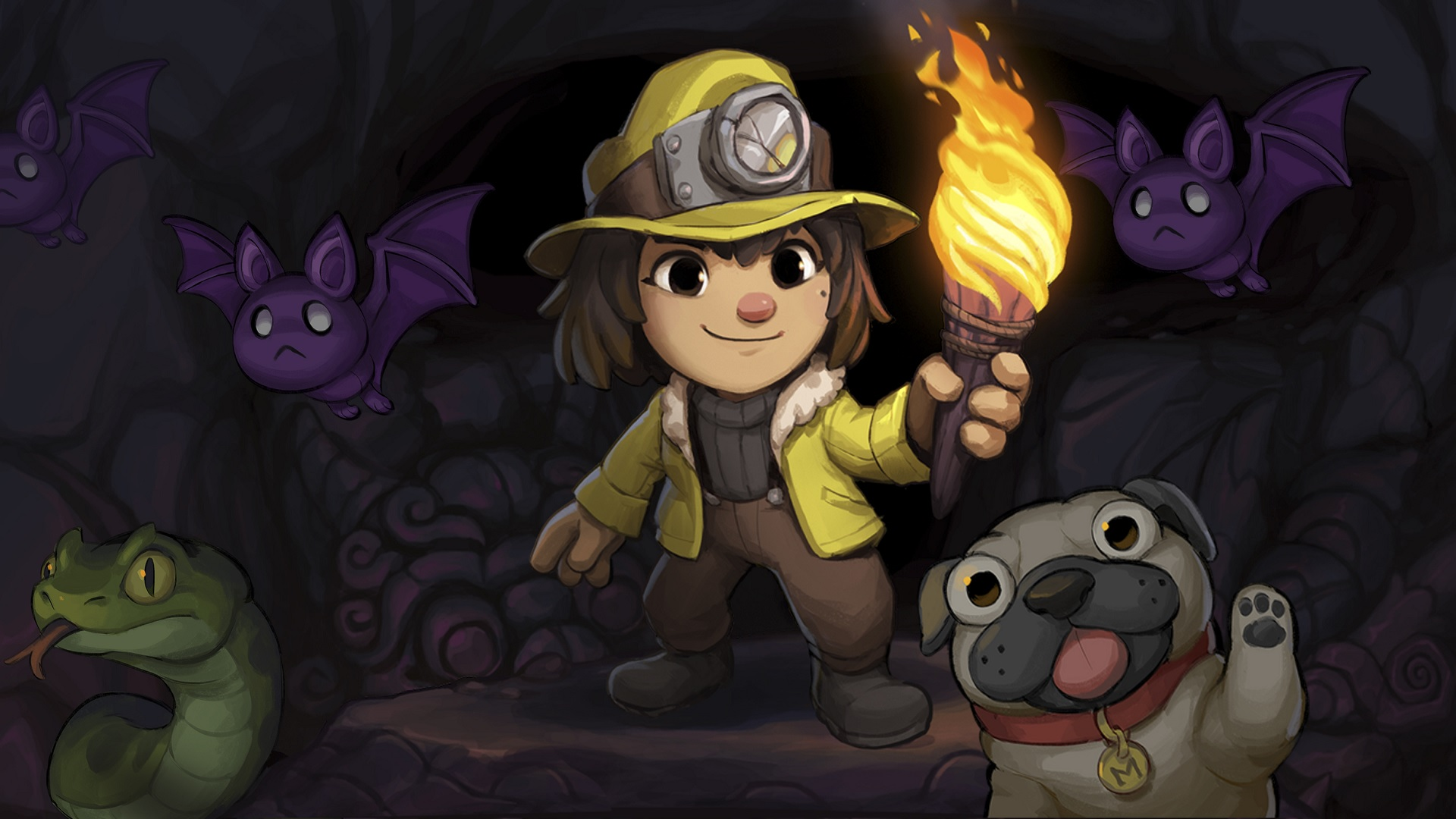 Spelunky 2 — Guides and features hub