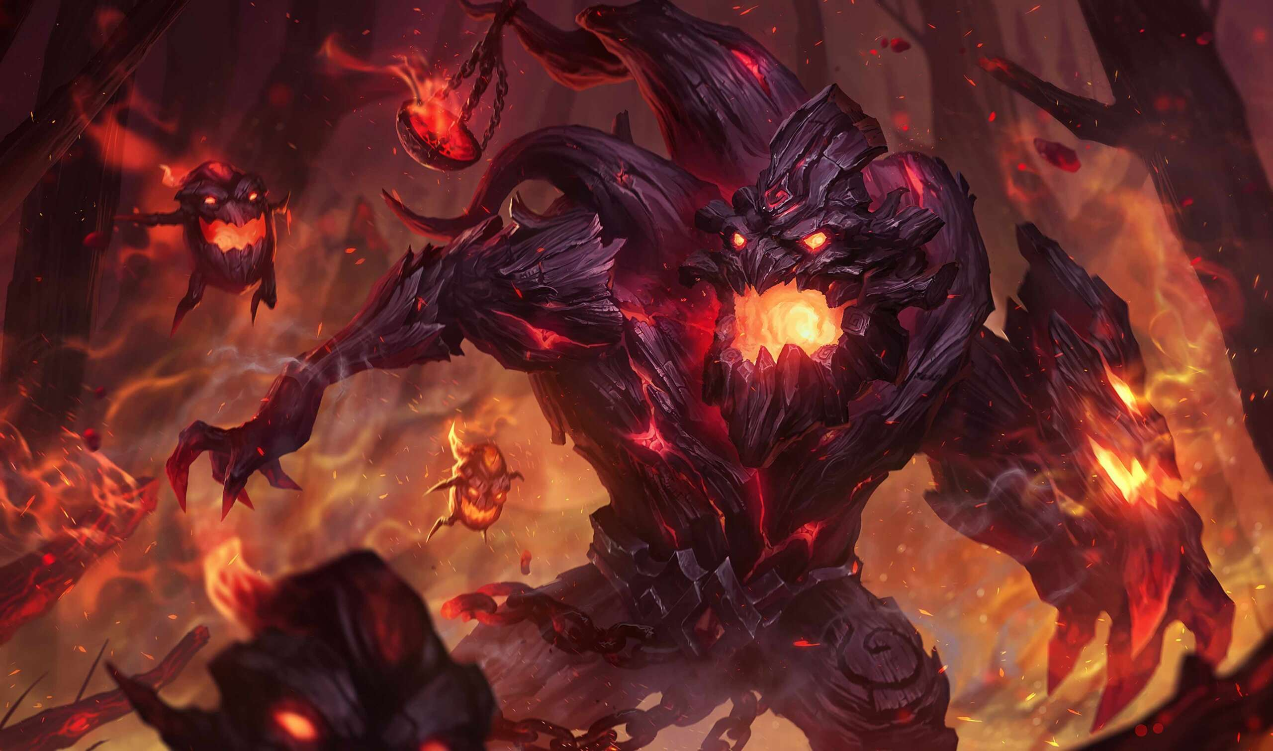 One Of Best Maokai Runes, Masteries, Early And Core Items For Current League Of Legend Season Ten