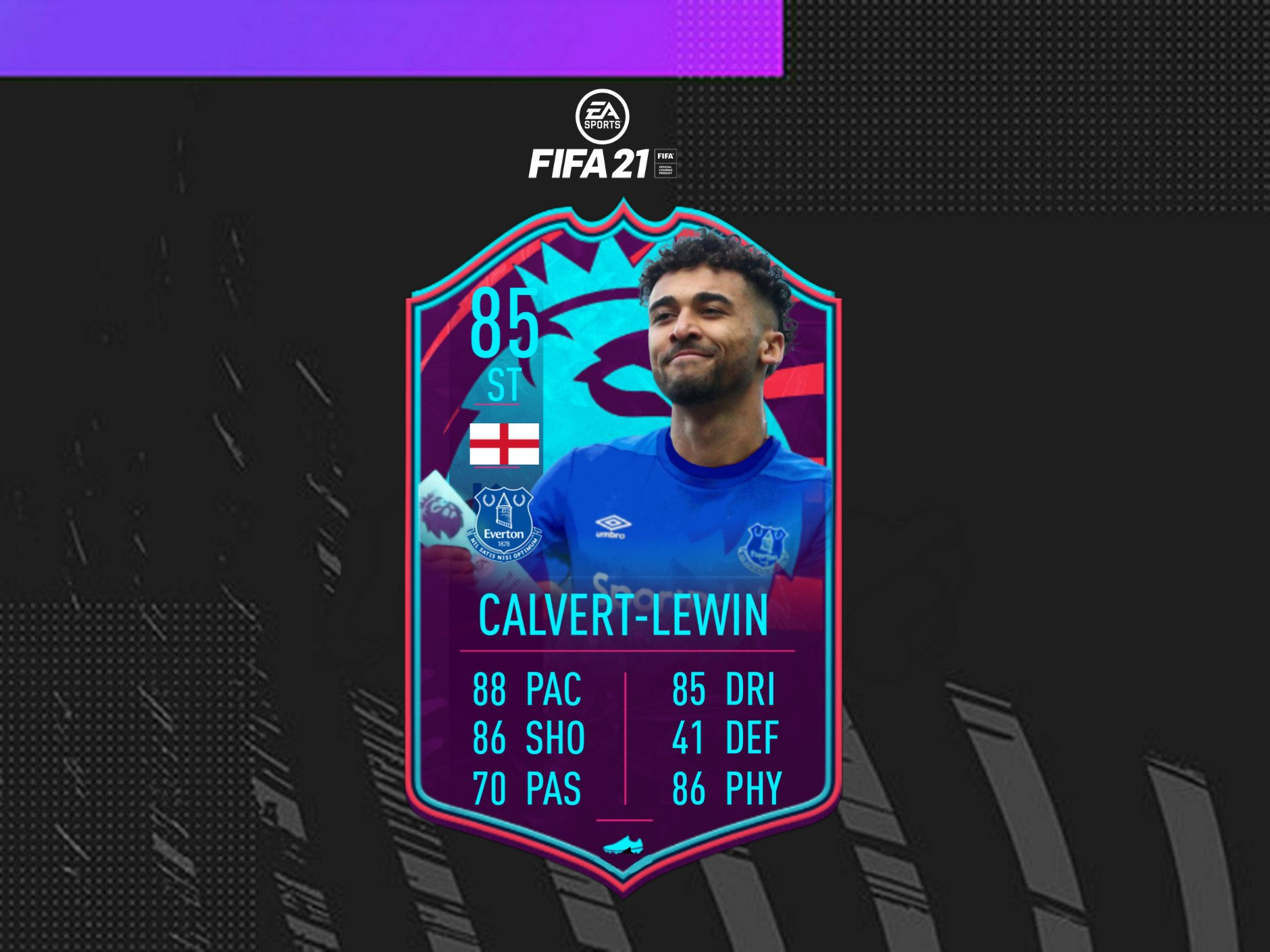 Should You Do The Calvert-Lewin POTM SBC In FIFA 21? Premier League Striker Is The First Big SBC In FUT