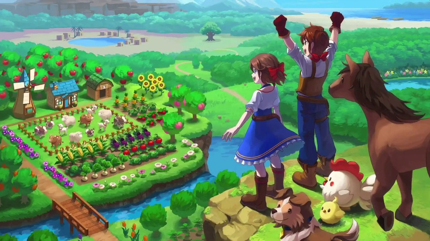 Harvest Moon: One World Begins To Introduce Its Marriage Candidates