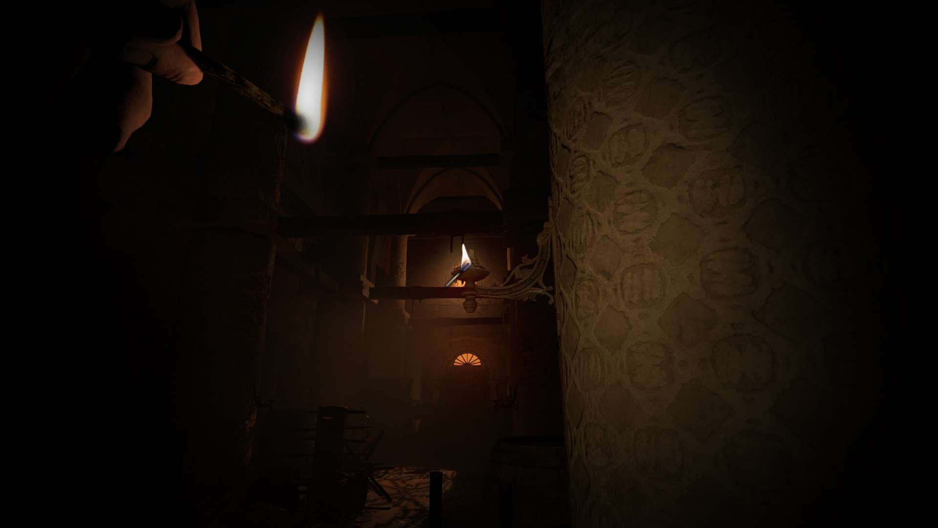 Frictional Games shed more light on the new fear system in Amnesia: Rebirth