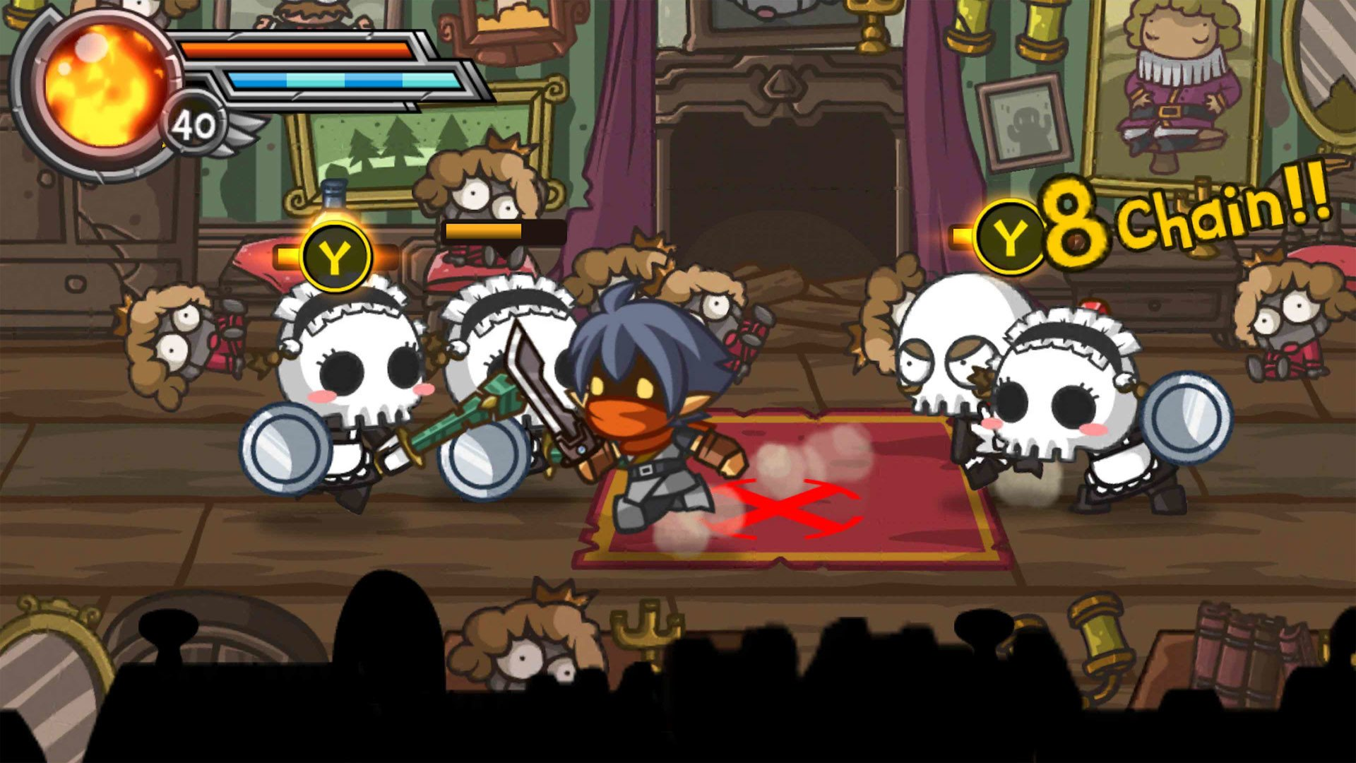 Wonder Blade Is A New Hack And Slash Experience Available Through Steam