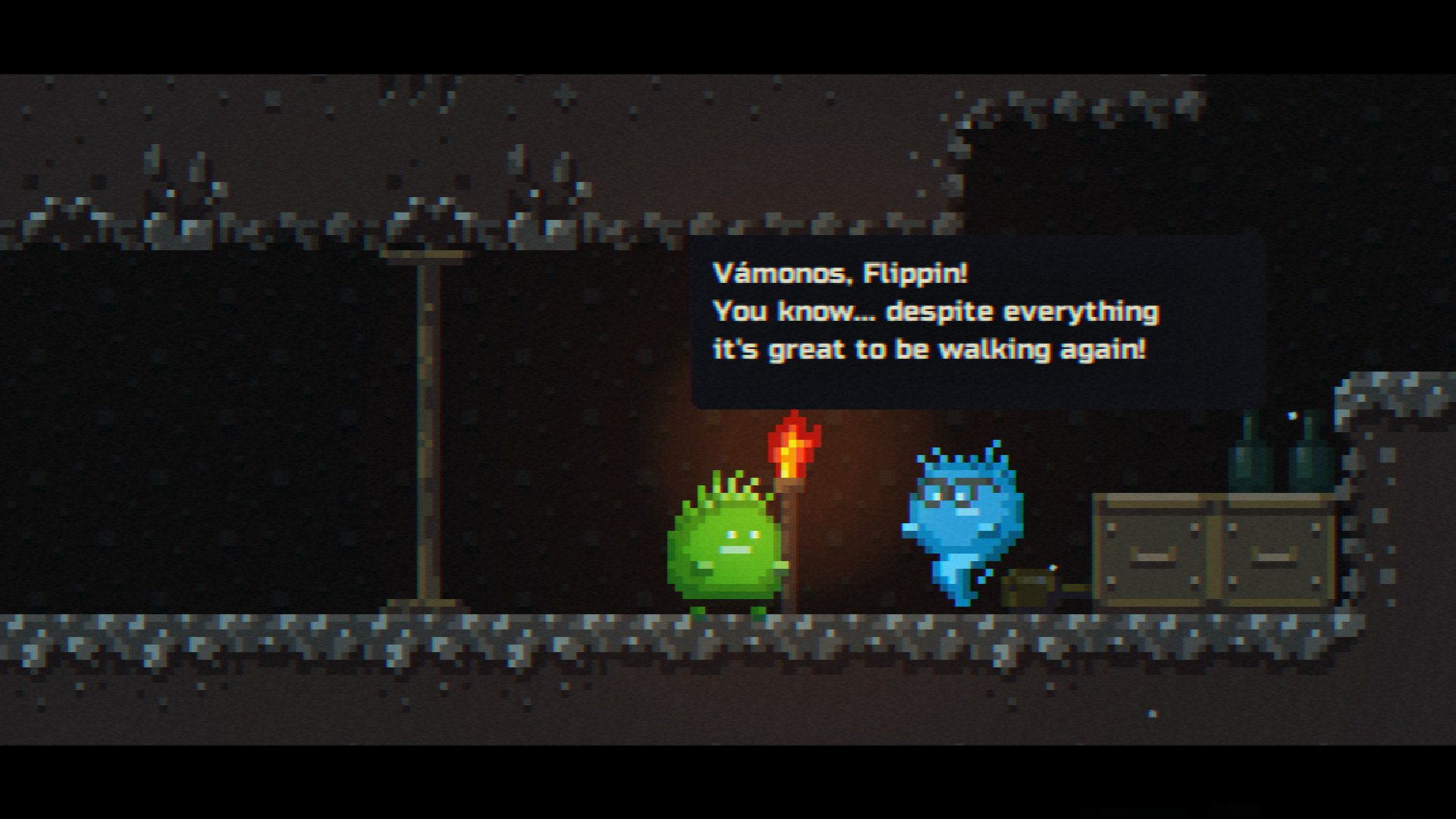 Flippin Kaktus Is An Upcoming Action-Adventure Experience Mixed With Platformer Action