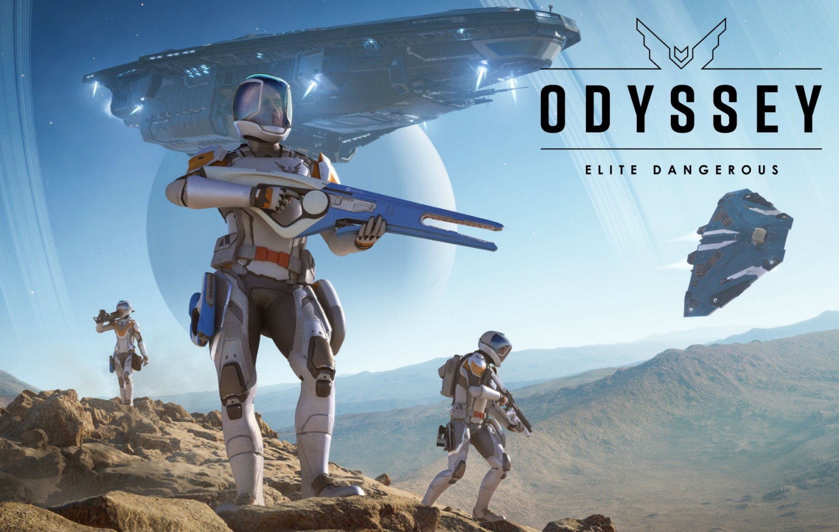 Latest developer diary for Elite Dangerous: Odyssey forges a new path