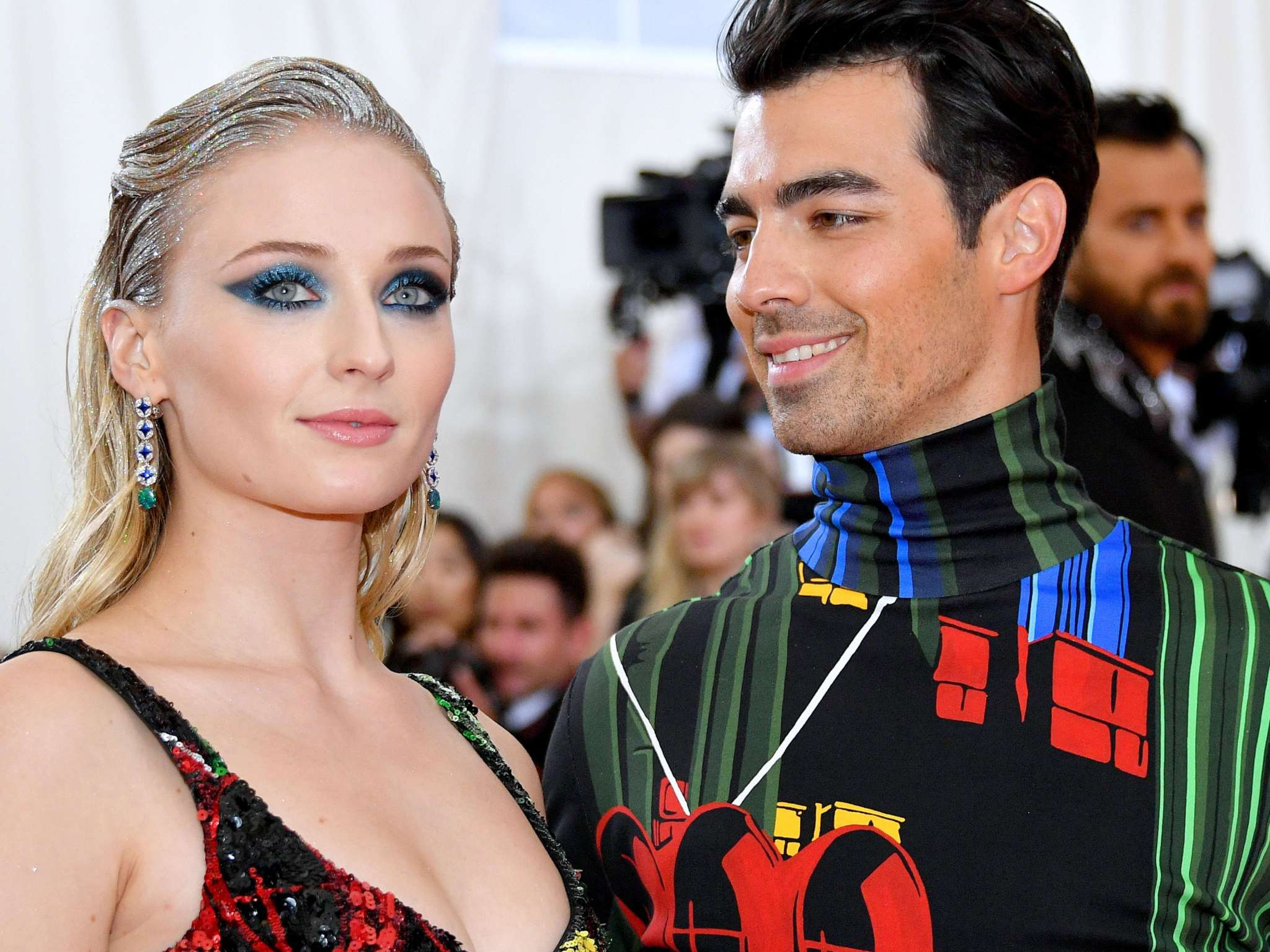 Joe Jonas And Sophie Turner Closer Than Ever While Making A Great Team As New Parents!