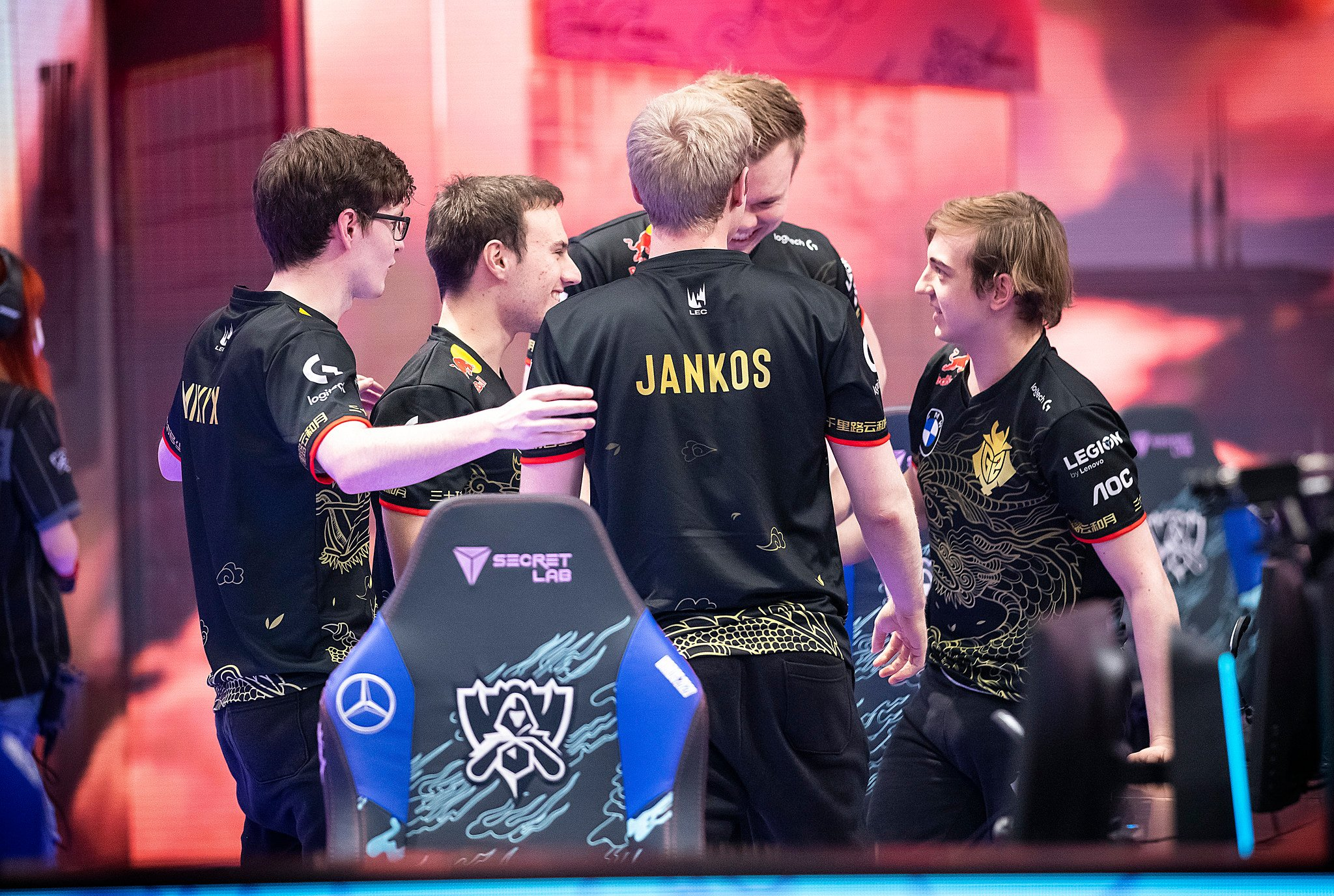 League Of Legends World Championship 2020 Main Group Event Day Two: G2 Esports Vs Suning