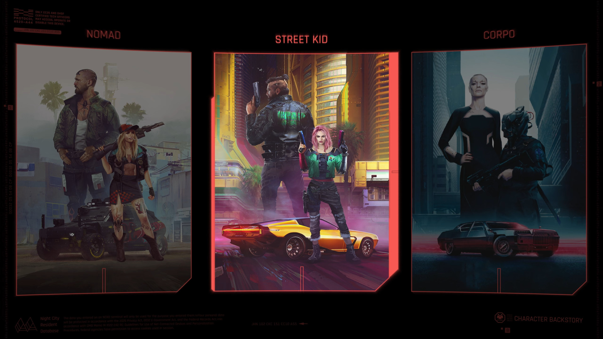 Cyberpunk 2077 Big City Dreams digital comic comes with GOG purchase