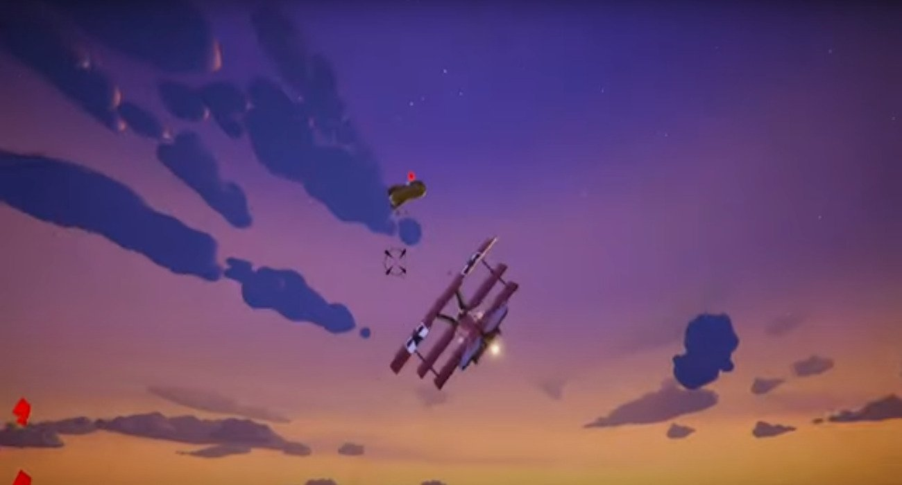 Red Wings: Aces Of The Sky Is Now Available On PC And Consoles