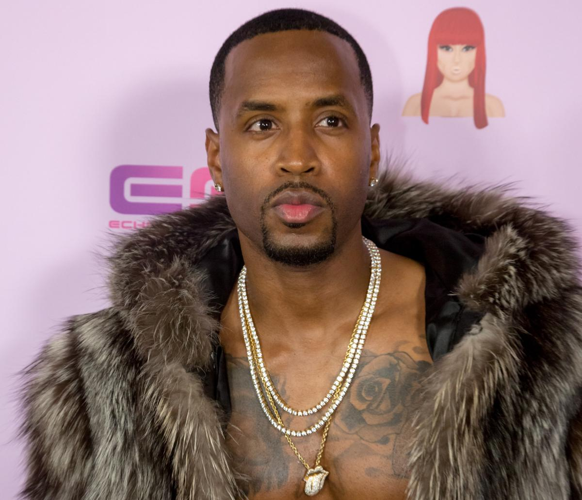 Safaree's Fans Praise Him After Seeing This Photo
